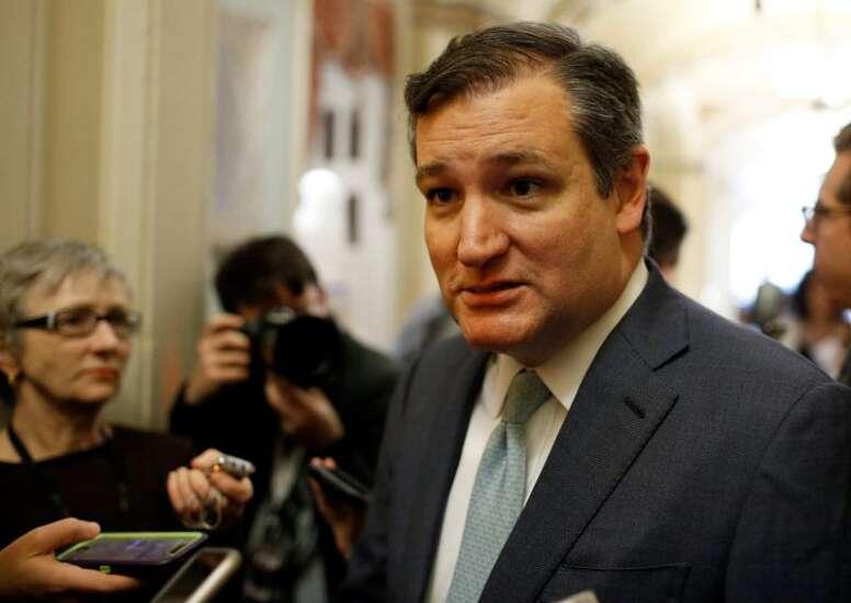 Reynolds, Cruz exchange fierce slogans