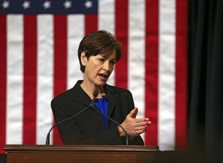 From King George to Kim Reynolds: 'He has endeavoured to prevent the Population of these States'