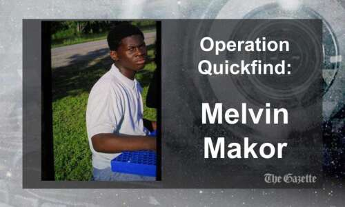 Operation Quickfind issued for missing Cedar Rapids boy