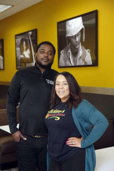 Vivian's Soul Food expands with new Express Grill in Cedar Rapids