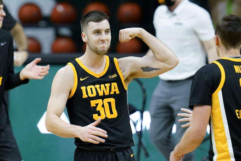 An Iowa basketball masterpiece, out-shooting and out-everything-ing Michigan State