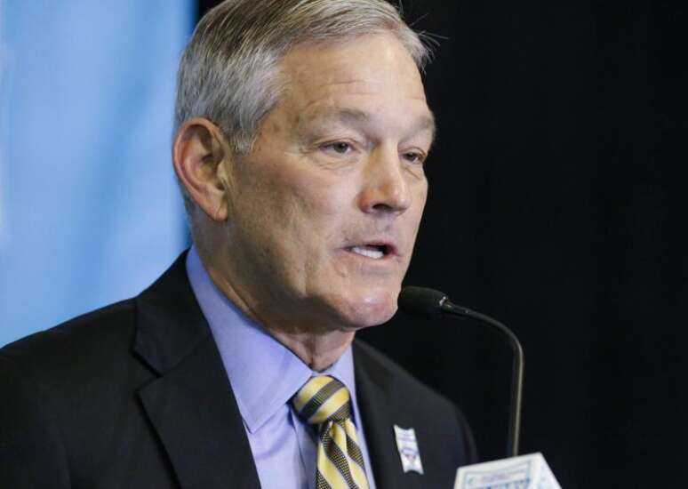 Watch: Friday's Iowa football press conference with Kirk Ferentz