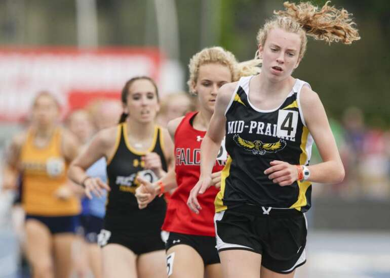 Iowa girls' track and field: 5 things to watch, maybe, for the 2020 season
