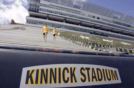 Kinnick factor: Yes, they can hear you