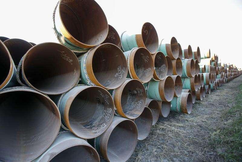 Eminent domain sought for one-third of Iowa land on Bakken pipeline