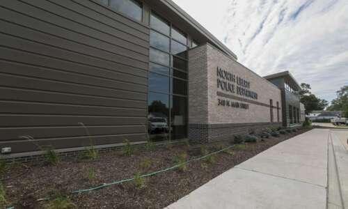 North Liberty police move into new $5.7 million home
