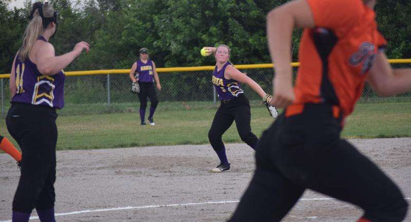 Kindred's blast not enough for Keota