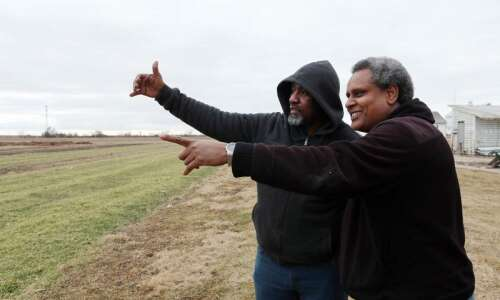 Newstrack: Johnson County supervisors chart future for 'Historic Poor Farm'