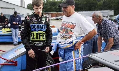 Joey Gase honors organ donors at Be a Hero 30…