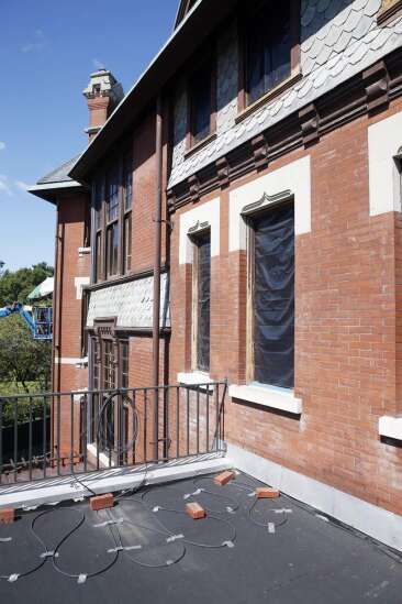 Brucemore's preservation challenge is restoring without sacrificing history