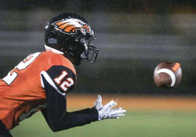 Cedar Rapids Prairie football team likely with a bye this week