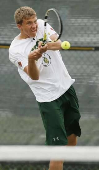 DiLeo, West tennis vie for four-peat
