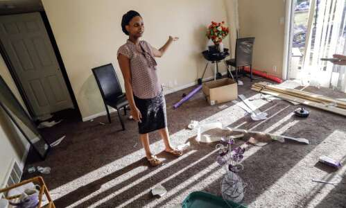 Immigrants driven from apartments in Iowa derecho ask: What comes…