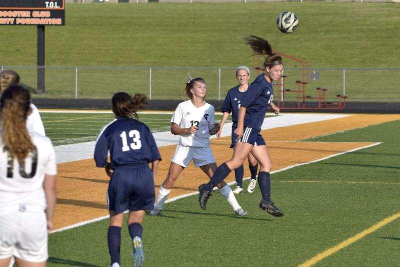 Regina flies past No. 12 Solon in girls' soccer substate semifinals