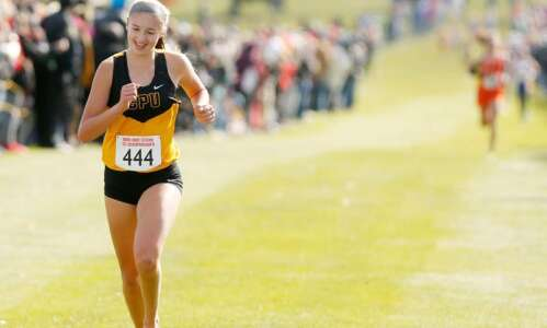 CPU cross country earns pair of state titles as Adrianna…