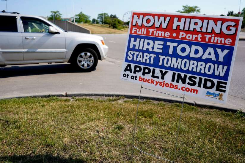 U.S. jobless claims tick up