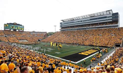 University of Iowa urges good fan behavior