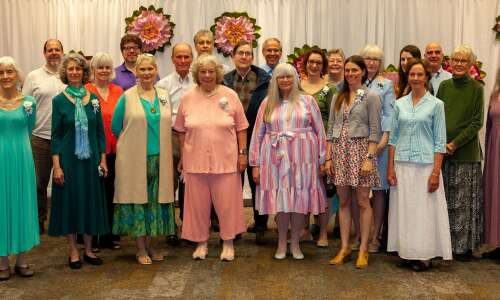 Chamber Singers of Southeast Iowa celebrating 30th anniversary