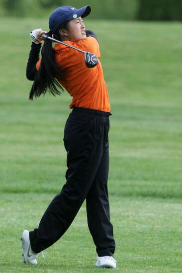 Washington wallops competition, 42 strokes ahead of 2nd