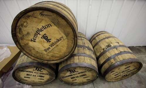 Templeton Distillery debuts small business grant program