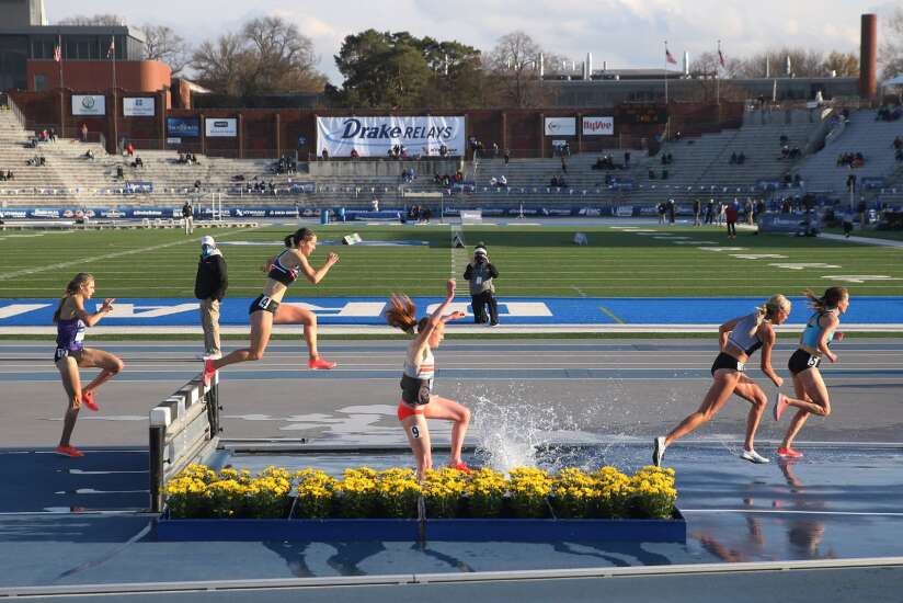 The Iowa Photo: A quieter approach at Drake Relays