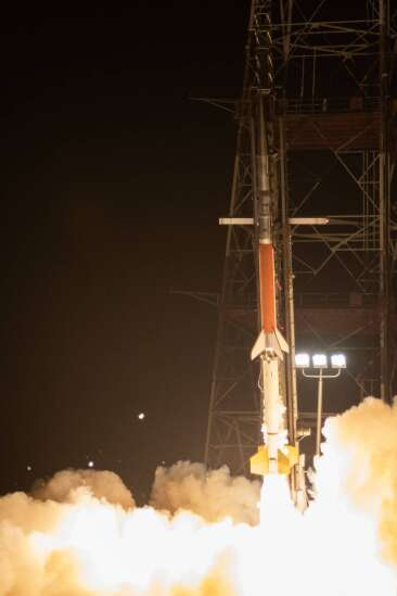 University of Iowa instrument involved in NASA's VIPER mission