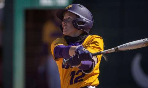 UNI's Sammey Bunch having All-America softball season