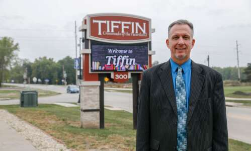 Fastest growing in Iowa, Tiffin expects rapid growth to continue