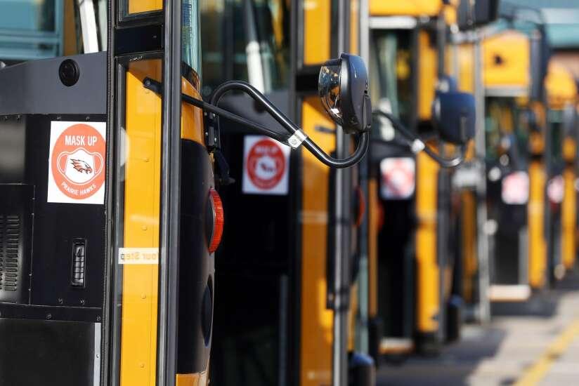 School bus driver shortage nothing new for Cedar Rapids