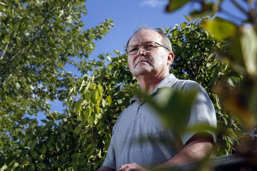 Iowa City VA whistleblower says he's still fighting for job and reputation
