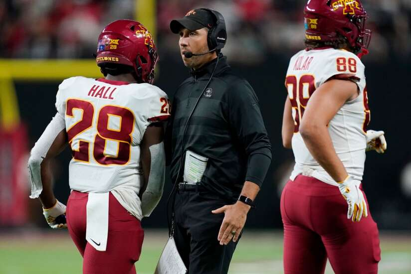 Iowa State begins journey to Big 12 championship game against Baylor