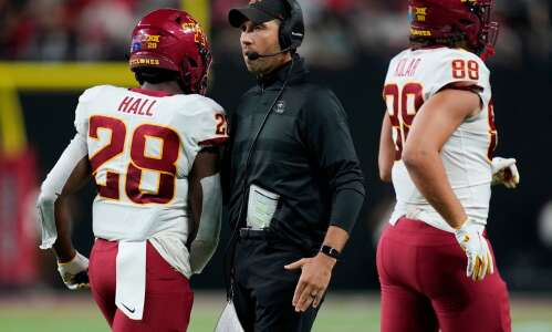 Iowa State begins journey to Big 12 championship against Baylor