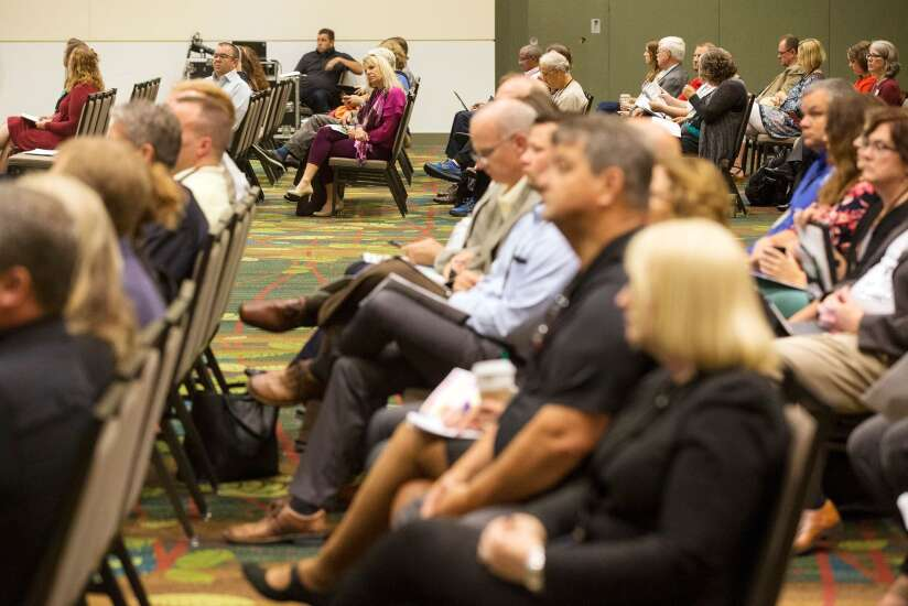 Iowa Ideas Conference 2021: Looking ahead post-pandemic and beyond the derecho