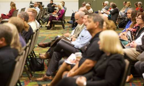 Iowa Ideas Conference 2021: Looking ahead post-pandemic, beyond the derecho