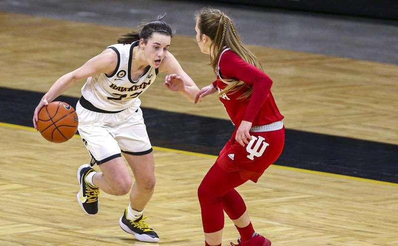 Caitlin Clark, Big Ten player of the year? Iowa freshman is 1 of 3 legitimate candidates