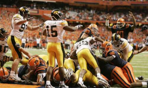 Iowa vs. Syracuse: Anatomy of a goal-line stand