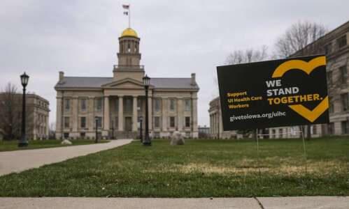 University of Iowa nixes in-person graduation, but commits to more…