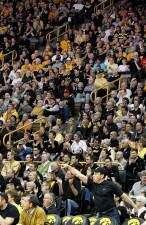 Finances improve as enthusiasm soars with Iowa basketball program
