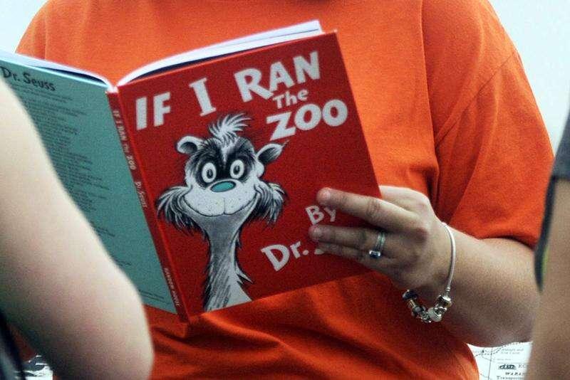 Dr. Seuss works halted for racist images