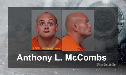 Cedar Rapids man faces burglary charge for Gazette break-in