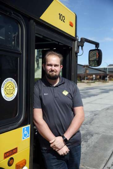 CAMBUS driver becomes uneasy hero after stopping a suicide