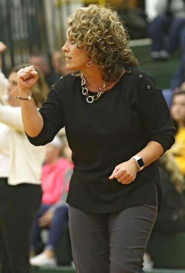 Brandy Whittenbaugh changed trajectory of Maquoketa Valley volleyball