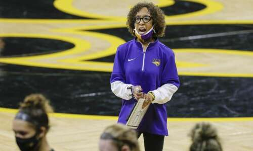 UNI women's basketball looking for more consistency in final stretch…