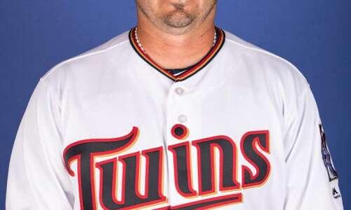 Cedar Rapids Kernels coach Luis Rodriguez thinking about his native…