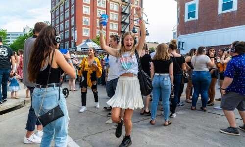 Downtown Block Party returns to Iowa City