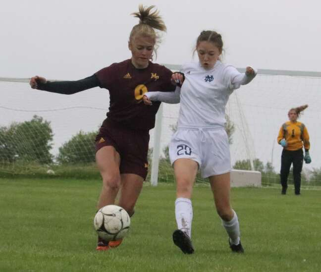 Mt. Pleasant girls soccer season comes to an end