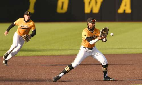 Iowa baseball plays final home series, seeking NCAA regional berth