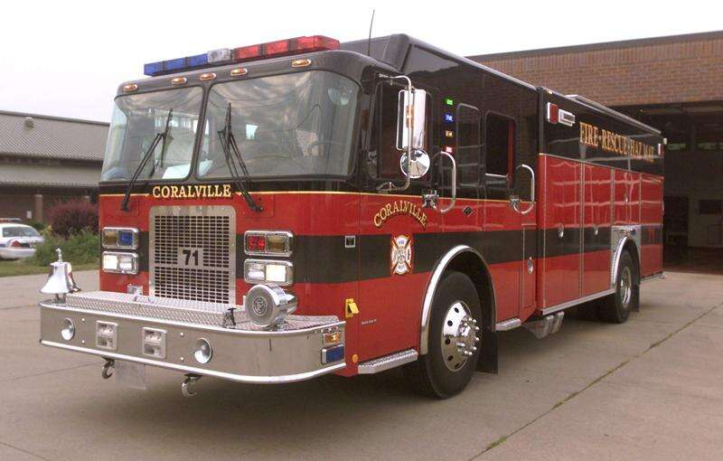 Accidental fire at Riverview Plaza Condominiums in Coralville causes $100,000 in damage
