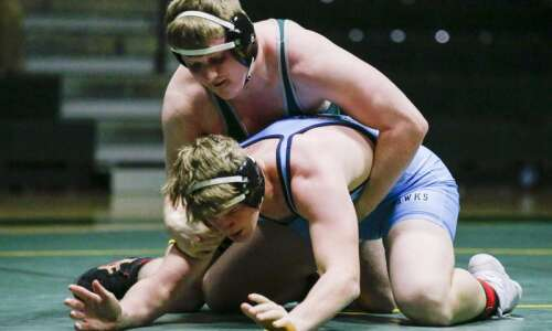 Cedar Rapids Kennedy's Cael Knox ready to make mark in…