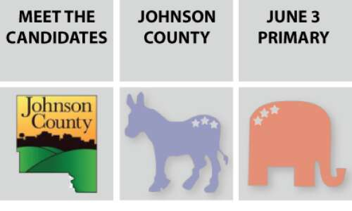 Johnson County: Primary candidate profiles